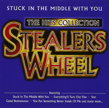 STEALERS WHEEL - HITS COLLECTION CD ~ STUCK IN THE MIDDLE WITH YOU ~ 70's *NEW*