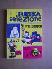Eureka Selezione n°13 1980 edizione Corno - Lupo Alberto Sturmtruppen  [G403]