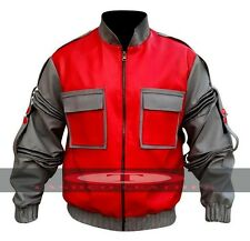 Back To The Future Marty Mcfly Leather Jacket
