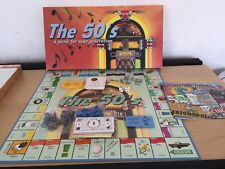 THE 1950'S GENERATION opoly in a Box-Monopoly Style Board Game Late for the Sky