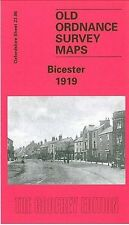 MAP OF BICESTER 1919