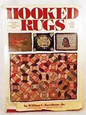 Hooked Rugs Book Historical & Collectors Guide How To Make Your Own Wm Ketchum