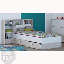 Betten Mit Bettkasten Aus Mdf Holzoptik Fur Kinder Gunstig Kaufen