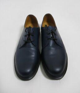 Dr Martens Unisex Adults 1461 Oxford Shoes Blue Size 12 US M / 11 UK / 46 EU