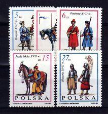 POLOGNE - POLSKA Yvert n° 2683/2687 neuf sans charnière MNH