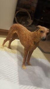 Beautiful 💟 Vintage Irish Wolfhound Dog LOOK!