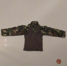 1/6 scale Soldier Story US Marine Raiders MSOT 8222 Camo BTU Uniform Shirt