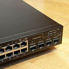 Dell Powerconnect 5424 Gigabit Switch 24  + 4 SFP 1 U