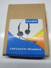 VoiceJoy Call Center Headset NEW NOS