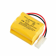 7.2V 6S 400mAh NiCD Battery 5559-2P plug for RC Racing Buggy Car Truck Boat Ship