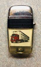 SCRIPTO VU-Lighter Semi Truck Trailer 1940's - 50's Unusual Teamsters