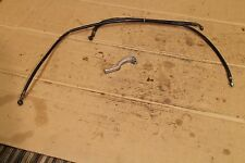 2007 Yamaha Yz 250f Front And Rear Brake Lines Lever #162