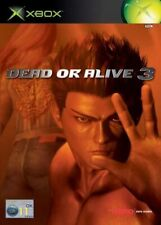 Dead or Alive 3 (Microsoft Xbox) GAME Boxed Disc