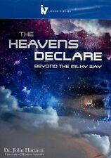 Heavens Declare Beyond The Milky Way Dr John Hartnett DVD Heaven is Real Christ
