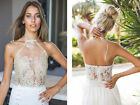 Women Sleeveless Top Vest Casual Summer Tank Tops Sexy Lace Shirt Blouse T-Shirt