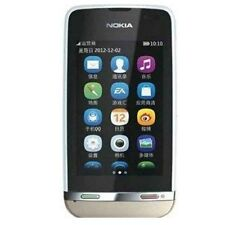 Unlocked Nokia asha 311 3110 Original Touchscreen 3G WIFI White MP3/4 Smartphone