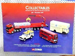 Corgi Collectables Catalogue, 2003.