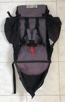 BOB Revolution Single Jogger Stroller FABRIC SEAT CLOTH - Gray & Black 2011-15