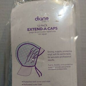 Diane Fromm.12 pack Extend-A- Caps for women who want to protect their hair