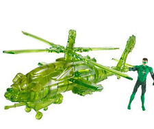 DC Green Lantern Battle Breakouts Construct copter Action Figure