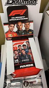 2020 Topps Formula 1 Collezione Ufficiale 30 Pack Sticker Box F1 300 Stickers