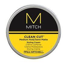Paul Mitchell Mitch Clean Cut Medium Hold Texturise Mould Hair Styling Cream 85g