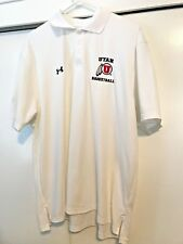 Carbon//Black X-Large NCAA Utah Utes Mens Charge Polo
