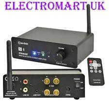 Bluetooth Digital Stereo Amp Amplificatore 150W telecomando Line input