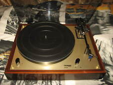 Tourne-disques Thorens TD 147 Jubilee. Or 1982 VINTAGE NEUF! comme NEUF!!!