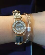 Authentic Brand New Charriol Rose Gold St. Tropez Watch