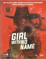Girl With No Name - Tula Lotay Silver Limited Edition (Legion M) Kickstarter