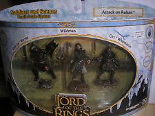 LOTR eserciti di Terra di Mezzo molto rari attacco a Rohan con WILDMAN