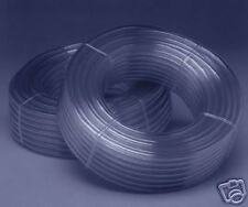 "10 M Length 1""  Clear PVC Hose For Garden Pond Pumps, Water Features Or Boats"
