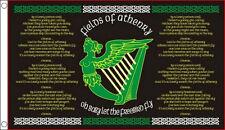 5' x 3' Fields of Athenry Flag Irish Ireland Flags  Banner
