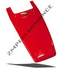 NEW HONDA TRX250R FIGHTING RED PLASTIC STOCK TYPE SMOOTHY HOOD TRX 250R