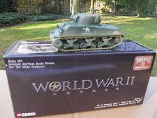 "Corgi militaire ref US 51009 Char Sherman M4 A3 Tarawa 1943 "" China Gal "" MIB"