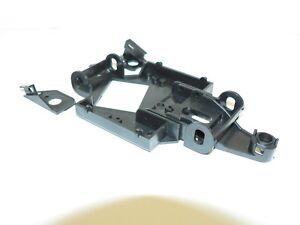 Carrera Universal Rennfahrgestell chassis schwarz Testshot