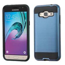 Fundas con tapa color principal azul para teléfonos móviles y PDAs Samsung