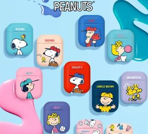 Official Peanuts Snoopy AirPod Earphone Case Cover 100% Authentic