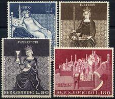 San Marino 1969 SG#856-9 The Good Government MNH Set #D60248