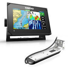 Simrad Echo/GPS multi-touch GO-7 XSE with transducer TotalScan 000-12673-001 #62