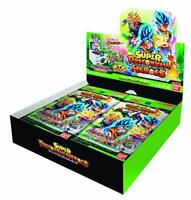Super Dragon Ball Heroes Ultimate Booster Pack - Breaking The Limit Of Power F/S