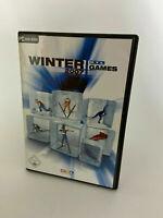 PC Spiel ** RTL Winter Games 2007 (PC, 2006, DVD-Box)