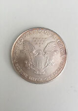 2007 American Eagle Silver One Dollar Coin