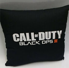 Call of Duty Black Ops 3 Cushion Pillow Logo Sticker Game PS4 Xbox One 360 Gift