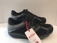 MBT Simba Black Granite Endurance Running Shoes Men Size 7-7.5