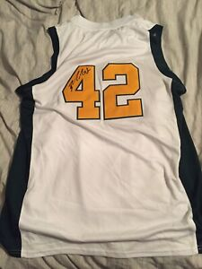Britney Griner Signed Autographed Baylor Bears Jersey Phoenix Mercury