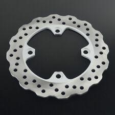 Rear Brake Disc Rotor Steel For Kawasaki ER6N ER6F KLE650 Ninja ZX6R ZX9R ZX10R