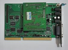Formosa CinaAction Sound-Conductor 16 ISA Soundkarte (SC1630) + Wavetable Modul