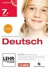 Lernvitamin - Deutsch 7. Klasse für Realschule ... | Software | Zustand sehr gut